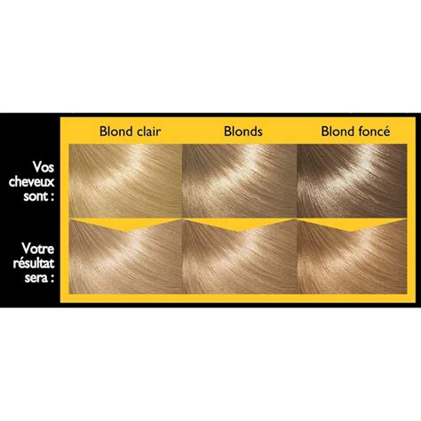 Coloring Oleo by Coloration D Oxydation Ol 233 O Color Blond Clair Cendr 233