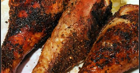 grilled turkey legs for the love of food grilled turkey legs cookoutweek