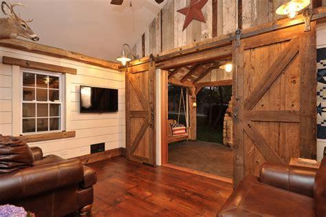 interior barn door ideas Exterior Farmhouse with barn barn
