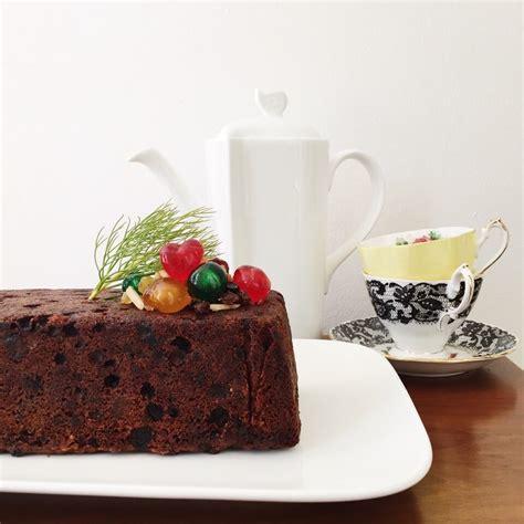 recipe oumas christmas fruit cake