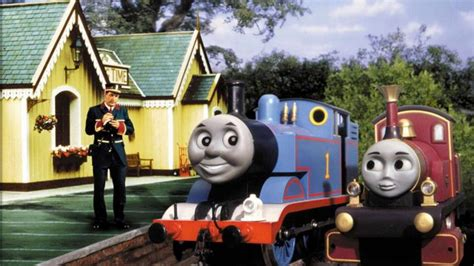 thomas   magic railroad shining time neil