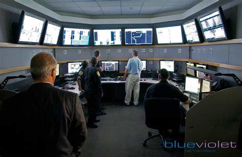 hd video surveillance command center blue violet networks