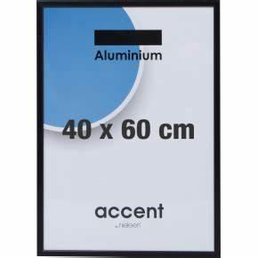 Kissenbezug 40 X 60 Cm : accent skifteramme 40 x 60 cm sort k b til fast lav pris lomax a s ~ Markanthonyermac.com Haus und Dekorationen