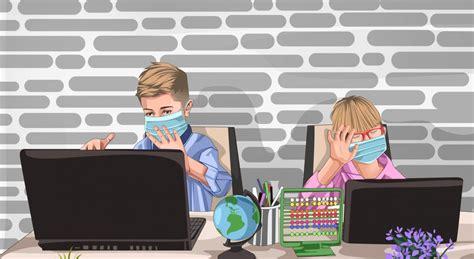 20 طالبا الحد الاقصى داخل الغرف الصفية. هل التعليم عن بعد هو الحل؟   مركز مناظرات قطر