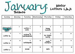 Smarty Pants Preschool: MONTHLY CALENDARS