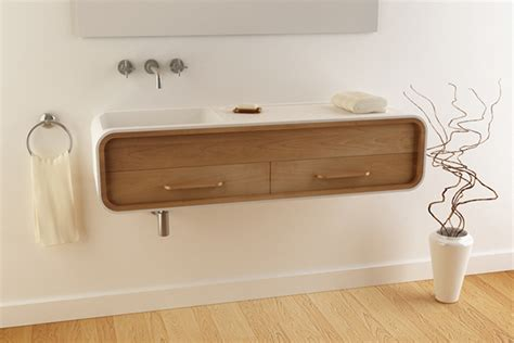 Corian Wood Corian Wood Sink On Behance