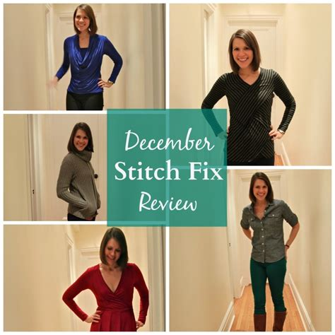 December Stitch Fix Review - The Corner Kitchen