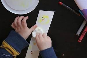 Activite Enfant 1 An : poussins cache coucou de paques activite maman enfant ~ Melissatoandfro.com Idées de Décoration