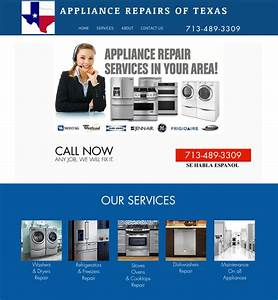 Appliance Repair Of Texas  Houston Texas  Tx