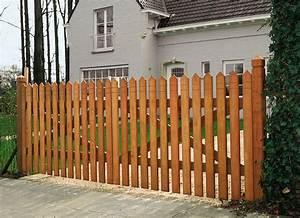 Portail En Bois : faire portail bois ~ Premium-room.com Idées de Décoration