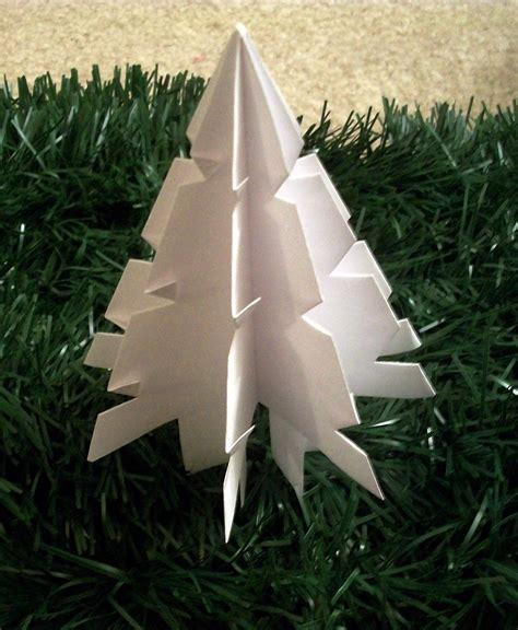 paper christmas tree     christmas tree