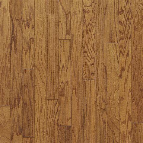 butterscotch oak hardwood flooring shop bruce 0 375 in oak engineered hardwood flooring sle butterscotch at lowes com
