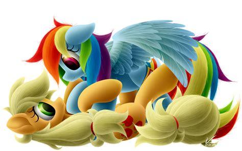 applejack dash rainbow symbianl mlp apple aj deviantart cute angry comics couples
