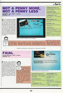 Atari ST Not a Penny More, Not a Penny Less  scans, dump, download, screenshots, ads, videos