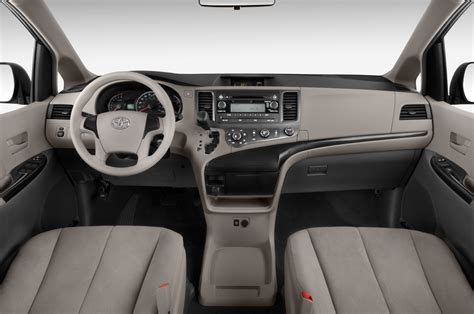 2012 Toyota Sienna Review