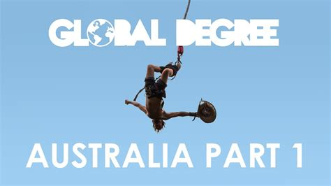Australia Part Naked Bungy Jumping And Hot Air Balloons YouTube