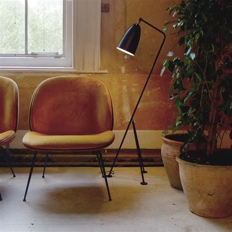 beetle lounge chair by gubi yliving