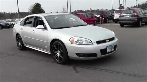 2009 Chevrolet Impala Ss by 2009 Chevrolet Impala Ss 6h150225a