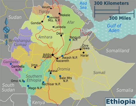 ethiopia travel guide  wikivoyage