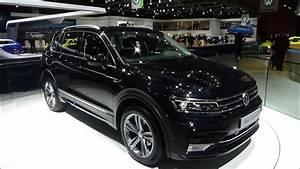 Volkswagen Tiguan 2016 : 2016 volkswagen tiguan auto show brussels 2016 youtube ~ Nature-et-papiers.com Idées de Décoration