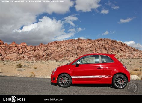 Review First Drive Of The Fiat 500 Abarth In Las Vegas