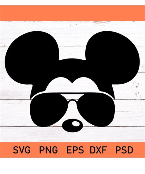 Free mickey mouse icons in wide variety of styles like line, solid, flat, colored outline, hand drawn and many more such styles. Mickey Mouse with sunglasses svg, Disney Mickey Mouse ...