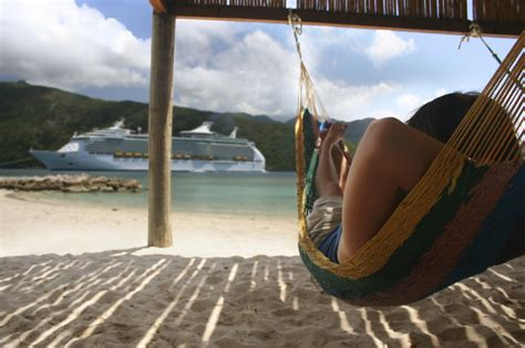 Relaxing On Hammock by 6 Cruise Ship That Help You Travel For Free