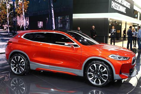 future bmw paris 2016 bmw x2 concept gtspirit