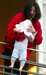 Gerard Butler Swings Fake Baby over Balcony, Michael ...