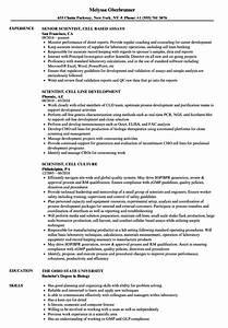 automated resume builder scientist cell resume samples velvet jobs