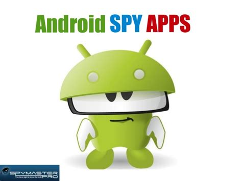 spyware for android android apps