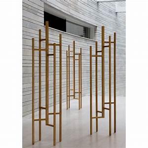 Porte Manteau Bois Flotté : porte manteaux en bois design par ~ Teatrodelosmanantiales.com Idées de Décoration