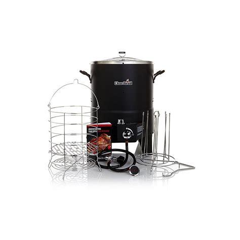 char broil fryer turkey oil easy less infrared tru bundle cooker cooking safest leg fryers kabob racks amazon infared meat