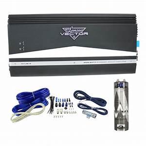 Lanzar Mosfet 6000w 2  Wiring Kit