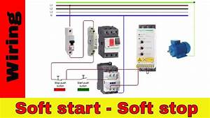 How To Wire Soft Starter And Contactor  V 1