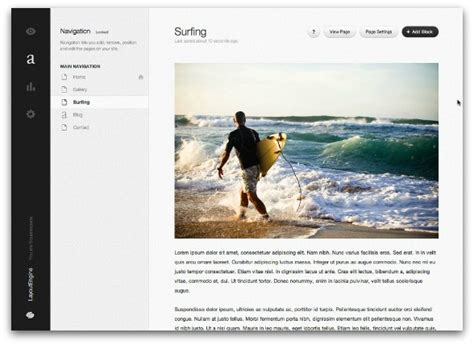 Squarespace Offers Modern And Intuitive Website Templates Posterous Is Shutting Here Are The Best Alternatives