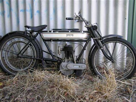 1910 Norton 3 1/2hp Classic Motorcycle Pictures