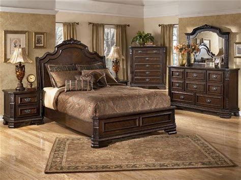 Ashley Furniture King Bedroom Sets Amazing With Photos Of