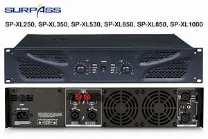 China Pa Speaker Amplifier Video Digital Conference System