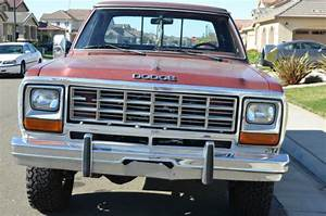 1985 Dodge Power Ram Royal Se Prospector 4x4