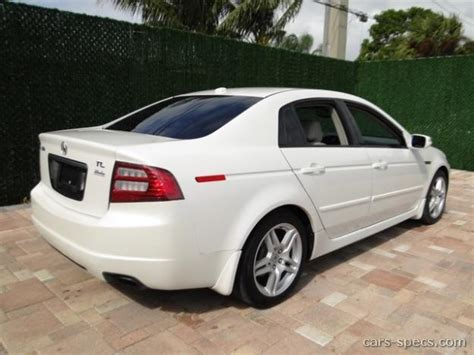 acura tl type  specifications pictures prices
