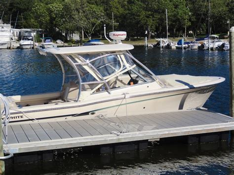 275 For Sale by 2011 Grady White 275 Freedom For Sale The Hull