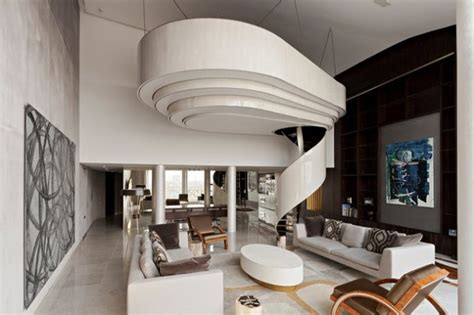Delightful Spiral Staircase Designs To Adorn Your