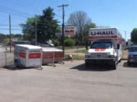 haul moving truck rental  morristown tn