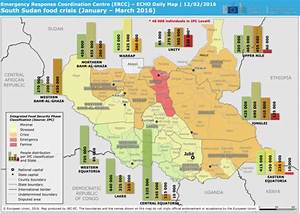 South Sudan Food Crisis January March 2016 ECHO
