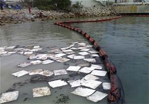 Chemical Clean-Up Methods - Oil Spills