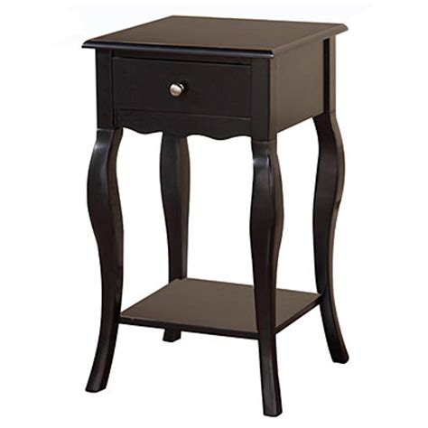 big lots side tables black one drawer accent table big lots