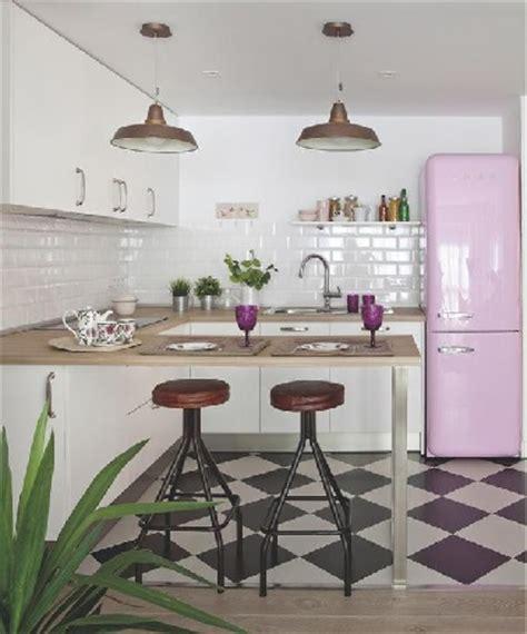 deco vintage cuisine cuisine vintage blanche déco mobilier rétro