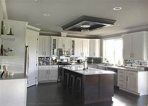 design your own gray and white kitchen homestylediarycom With kitchen colors with white cabinets with design your own sticker