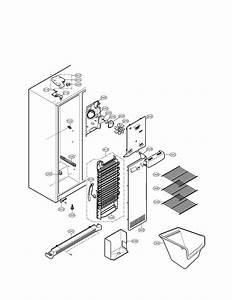 My Lg Refrigerator Model   Xxxxx   The Refrigerator Side